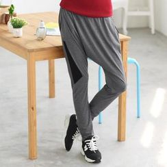 SO Central - Two Tone Harem Pants
