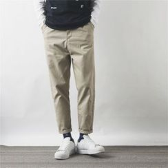 Mr.C studio - Straight Fit Pants