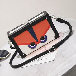 Shinian - Printed Crossbody Bag