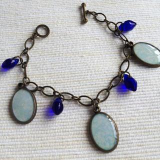 MyLittleThing - Vintage Blue Bracelet