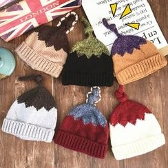 FROME - Color Block  Beanie
