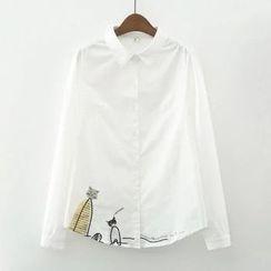 HANIA - Printed Shirt