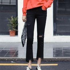 Ivena - Boot-Cut Jeans