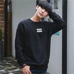STYLEMAN - Long-Sleeve Print T-Shirt