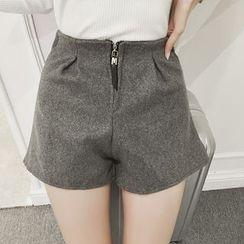 Eva Fashion - Knit Shorts