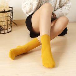 Gemini - Ribbed Socks