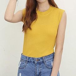 Honey House - Sleeveless Knit Top
