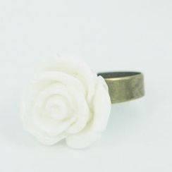 MyLittleThing - Summer Rose Ring(White)