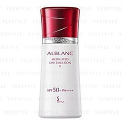Sofina - ALBLANC Medicated Day Emulsion SPF 50+ PA++++ II