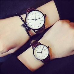 Tacka Watches - Couple Matching Strap Watch