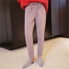 QNIGIRLS - Brushed Fleece Lined Sweatpants