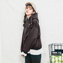 Primula - Mock Two Piece Hoodie