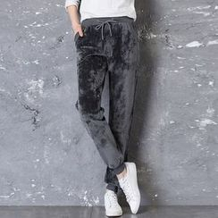 Tabla - Velvet Sweatpants
