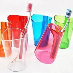 Dolly Design - 2-in-1 Toothbrush Cup
