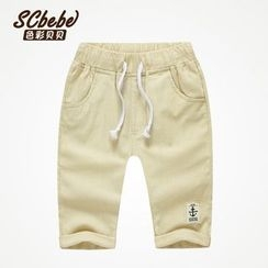 Babee - Kids Cropped Pants