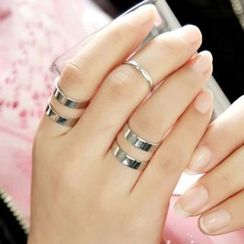 Oohlala! - Set of 3: Knuckle Ring