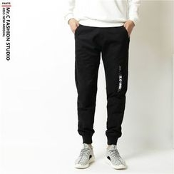 Mr.C studio - Plain Baggy Pants