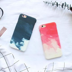 Hachi - Watercolor Phone Case - Apple iPhone 5s / SE / 6 / 6 Plus / 7 / 7 Plus