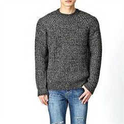 THE COVER - Raglan-Sleeve Sweater