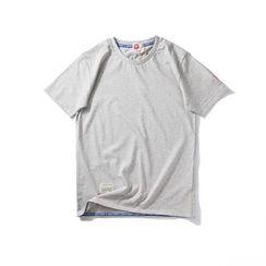 除一 - 纯色短袖T恤