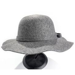 M.O.H - Bow-Accent Fedora