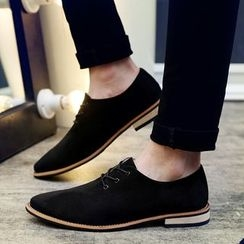 Preppy Boys - Lace-Up Oxfords