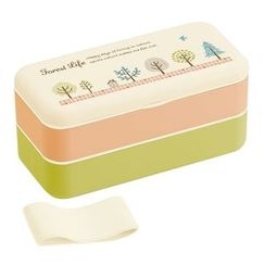 Skater - Forest Life Simple Lunch Box