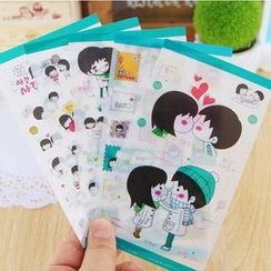 MissYou - Sticker Set (Assorted)