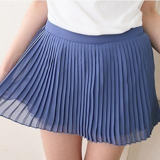 CatWorld - Pleated Skort