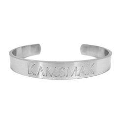 Kamsmak - Embossed Bangle