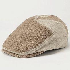 GRACE - 拼布獵帽