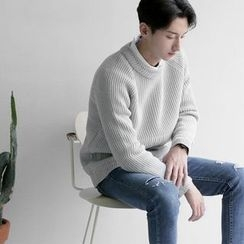 Seoul Homme - Wool-Blend Sweater