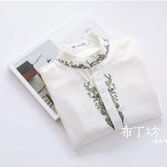 布丁坊 - 印花襯衫