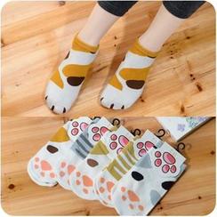 VANDO - Printed Socks