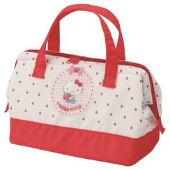 Skater - Hello Kitty Lunch Bag M (Color Pencil)