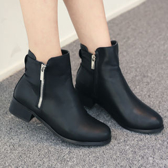 DANI LOVE - Fleece-Lined Ankle Boots