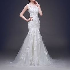 LYRA - Mermaid Wedding Dress
