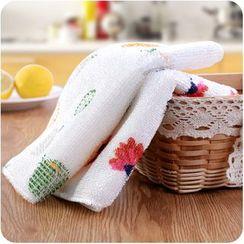 Good Living - 印花洗碗巾