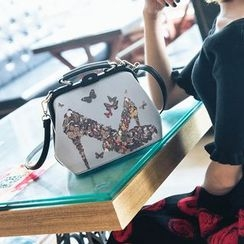 Rabbit Bag - Printed Cross Bag