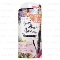 Fits - Love Switch Oil Treatment Mascara (Pink Brown)