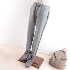 Tulander - 编织边运动裤