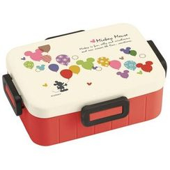 Skater - Mickey Mouse 4 Lock Lunch Box