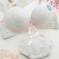 Aloysia - Set: Seamless  Bra + Panties