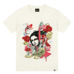 the shirts - Oriental Painting T-Shirt