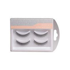 Missha - Eye Makeup Lash Natural (#02 Short & Clear)