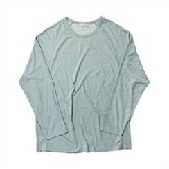 THE COVER - Raglan-Sleeve Round-Neck T-Shirt