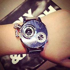 Streetstar - 2-Dial Bracelet Watch