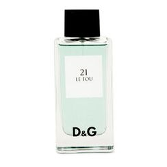 Dolce & Gabbana - DandG Anthology 21 Le Fou Eau De Toilette Spray