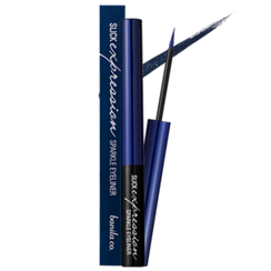 banila co. - Slick Expression Sparkle Eyeliner (#03 Blue)