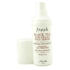 Fresh - Black Tea Age Delay Face Serum